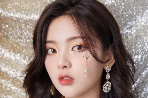 杨超越珍珠眼泪妆【2P】